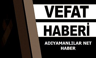 Hacı Can Vefat Etti 09.03.2021